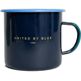 United By Blue Tied to the Ocean Enamel Steel Mug 650ml midnight